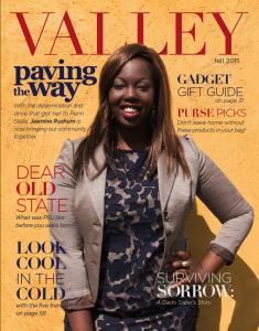 Meet the Cover Girl: Jasmine Rushum