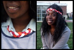 Musing with Manouska: DIY braided headband