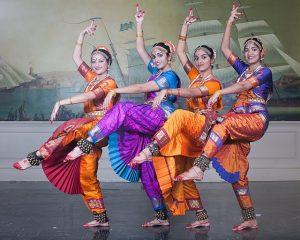 Spotlight on: Moksha Atluri of Indian dance club Natya