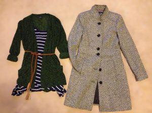 Splurge Versus Save: The Great Coat/Sweater Debate