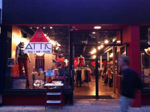 New Store Opening: Buy, Sell, Trade At The Attic