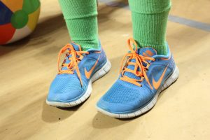 THON 2013: Sneakers on a Saturday Night