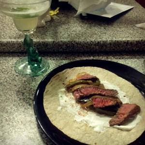 Kitchen InFerno: Fajitas and Margaritas