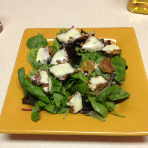 Dining with D'Amico: Southwestern Salad