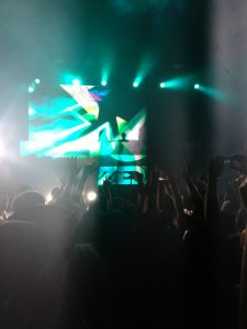 Zedd's Moment of Clarity at the BJC