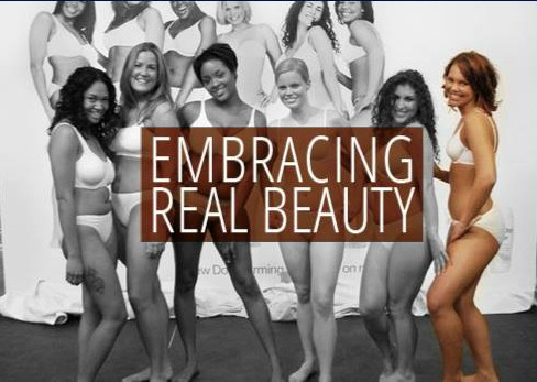 Embracing Real Beauty