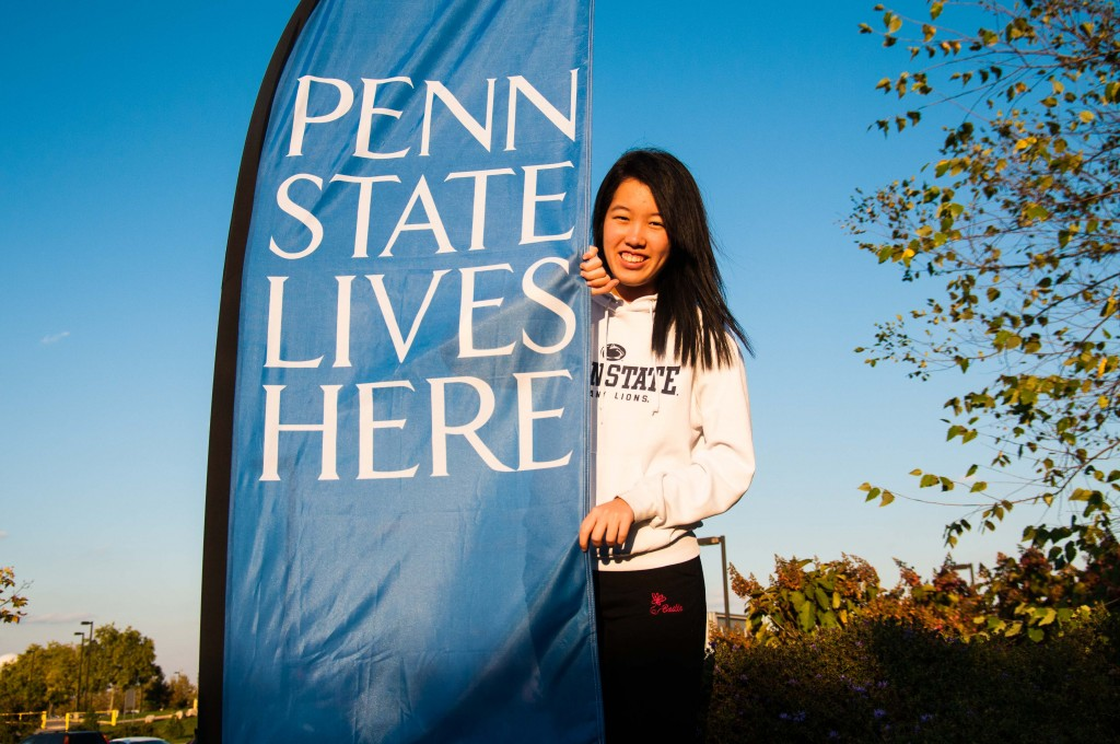 Penn State Lives Here