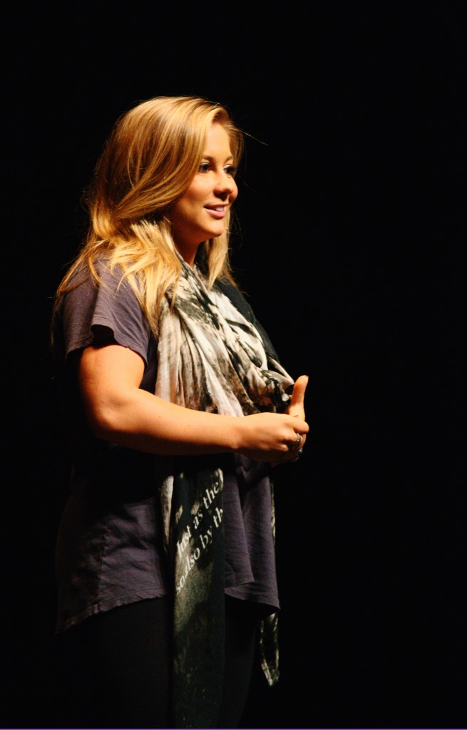 Olympic Confidence with Shawn Johnson