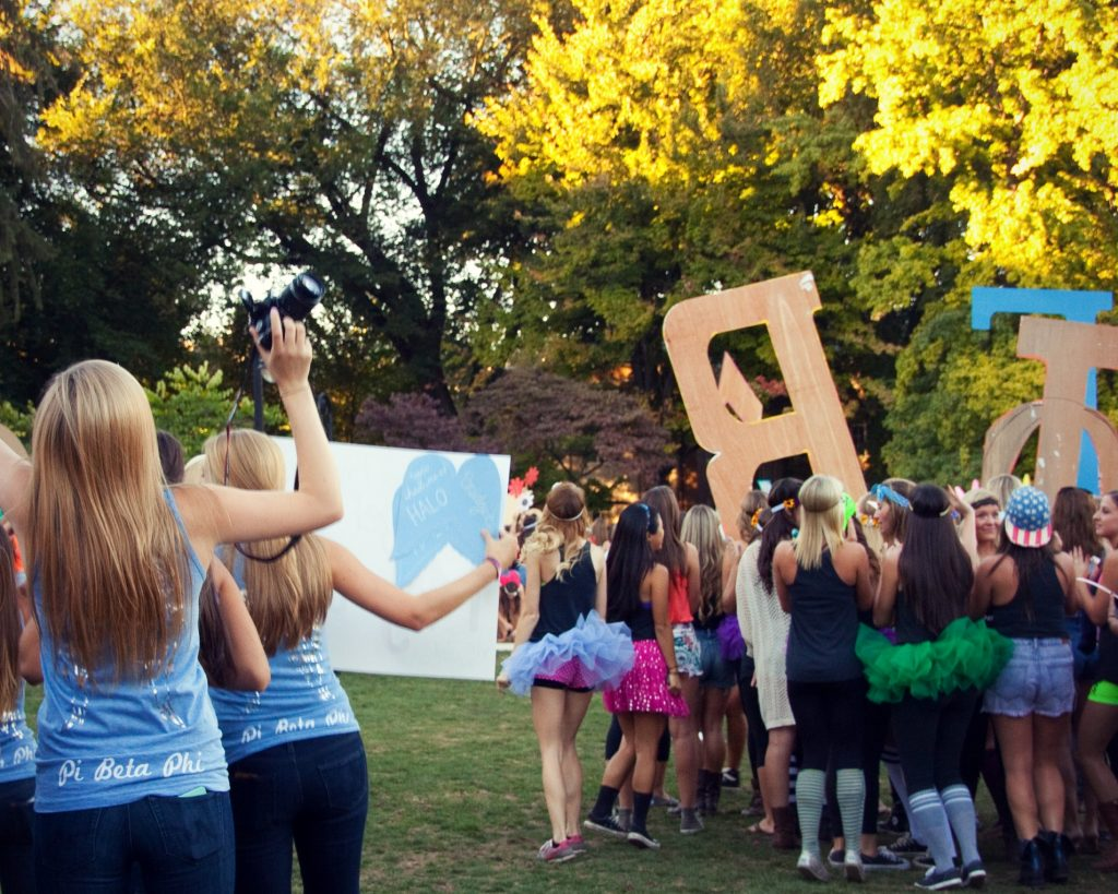 Foreign Perspective: Greek Life