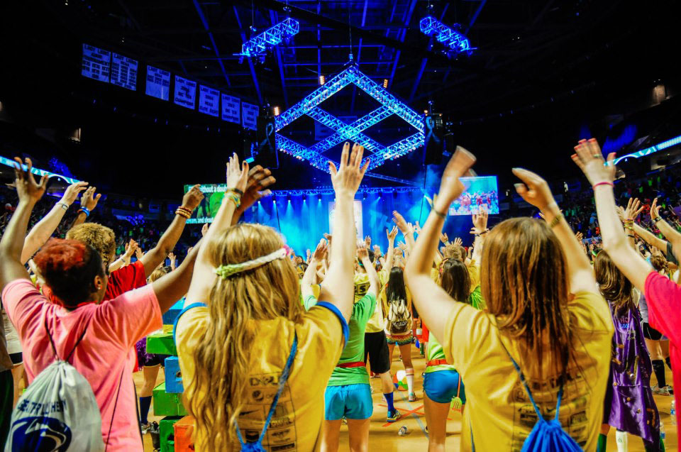 THON: Preparing 100 Days in Advance
