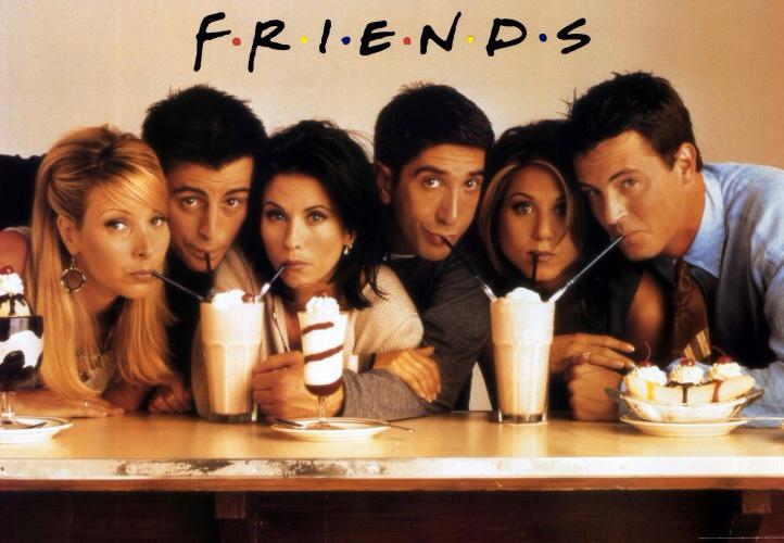 TBT: Friends