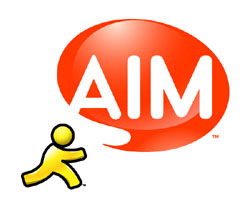 TBT: The AIM Era