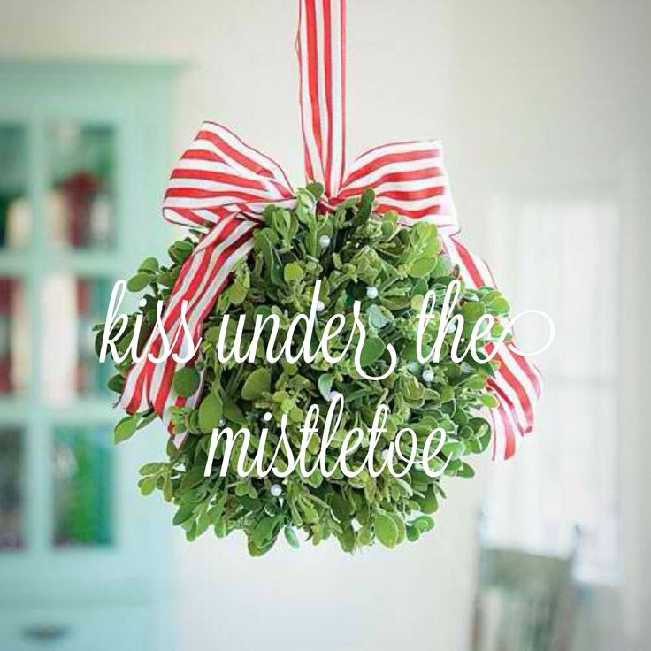 The Legend of Mistletoe