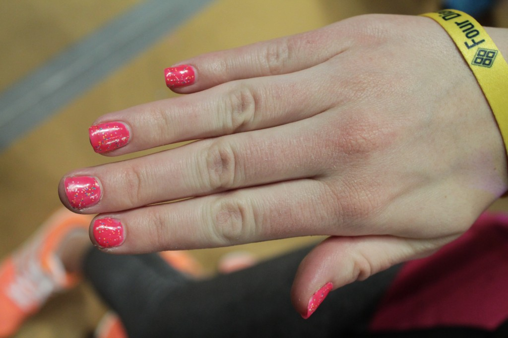 Best of THON: Manicures
