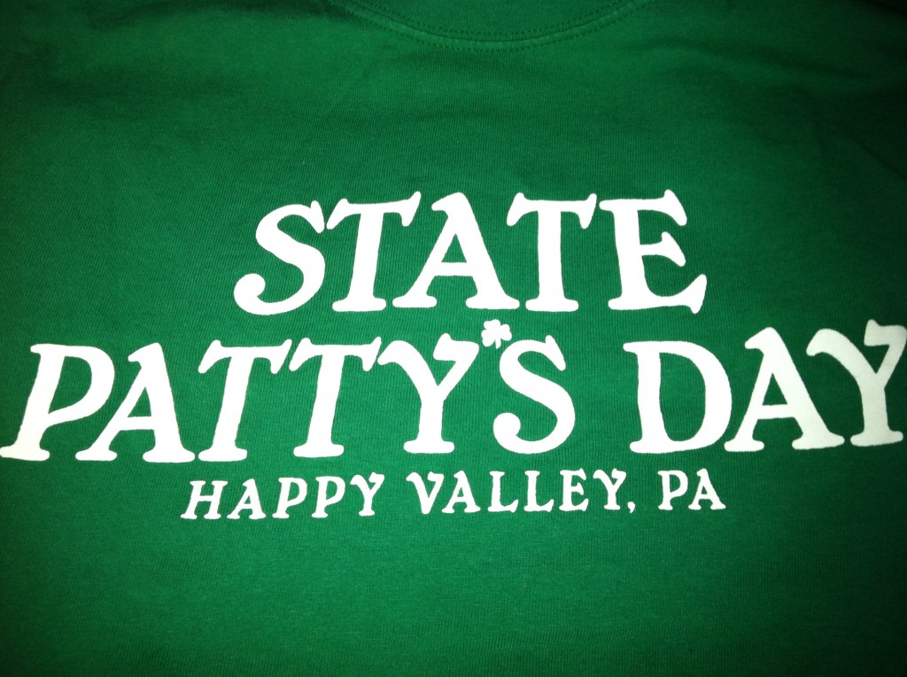 Alternatives to the Typical State Patty's Festivities