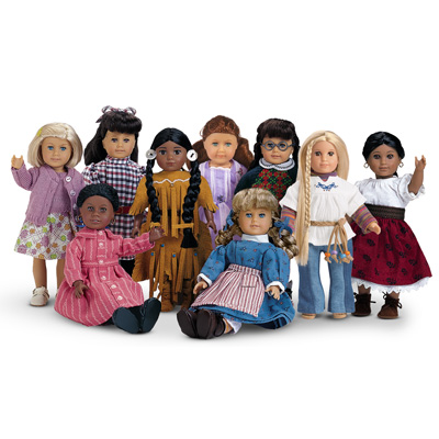 TBT: American Girls Dolls