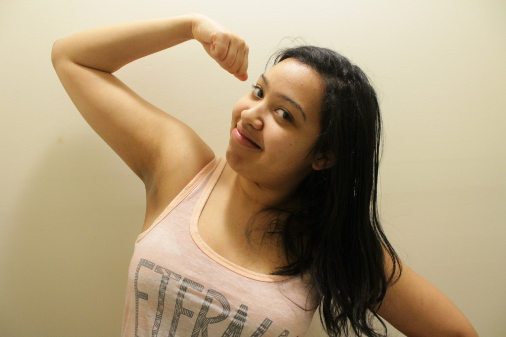 Keep Up Your Underarm Charm