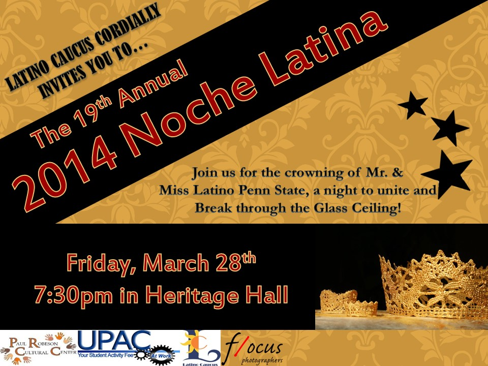Breaking Through the Glass Ceiling with Noche Latina