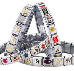 TBT: Italian Charm Bracelets