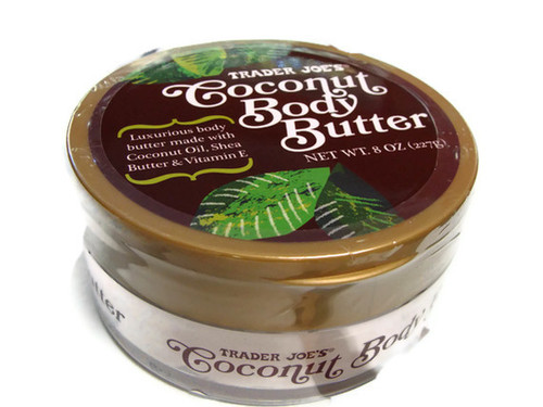 Pick of the Week: Trader Joe's Coconut Body Butter