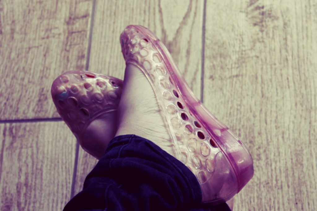 Jelly Shoe Déjà Vu