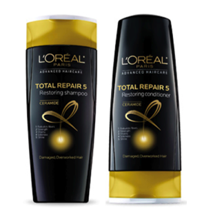Valley Pick of the Week: L'Oréal Advanced Haircare – Total Repair 5