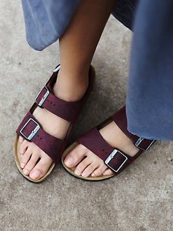 Ugly Chic:  The Return of the Birk