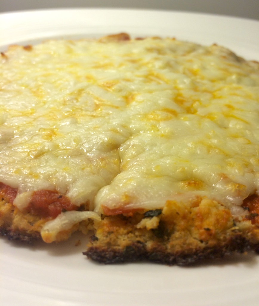Cauliflower Herb Pizza Crust