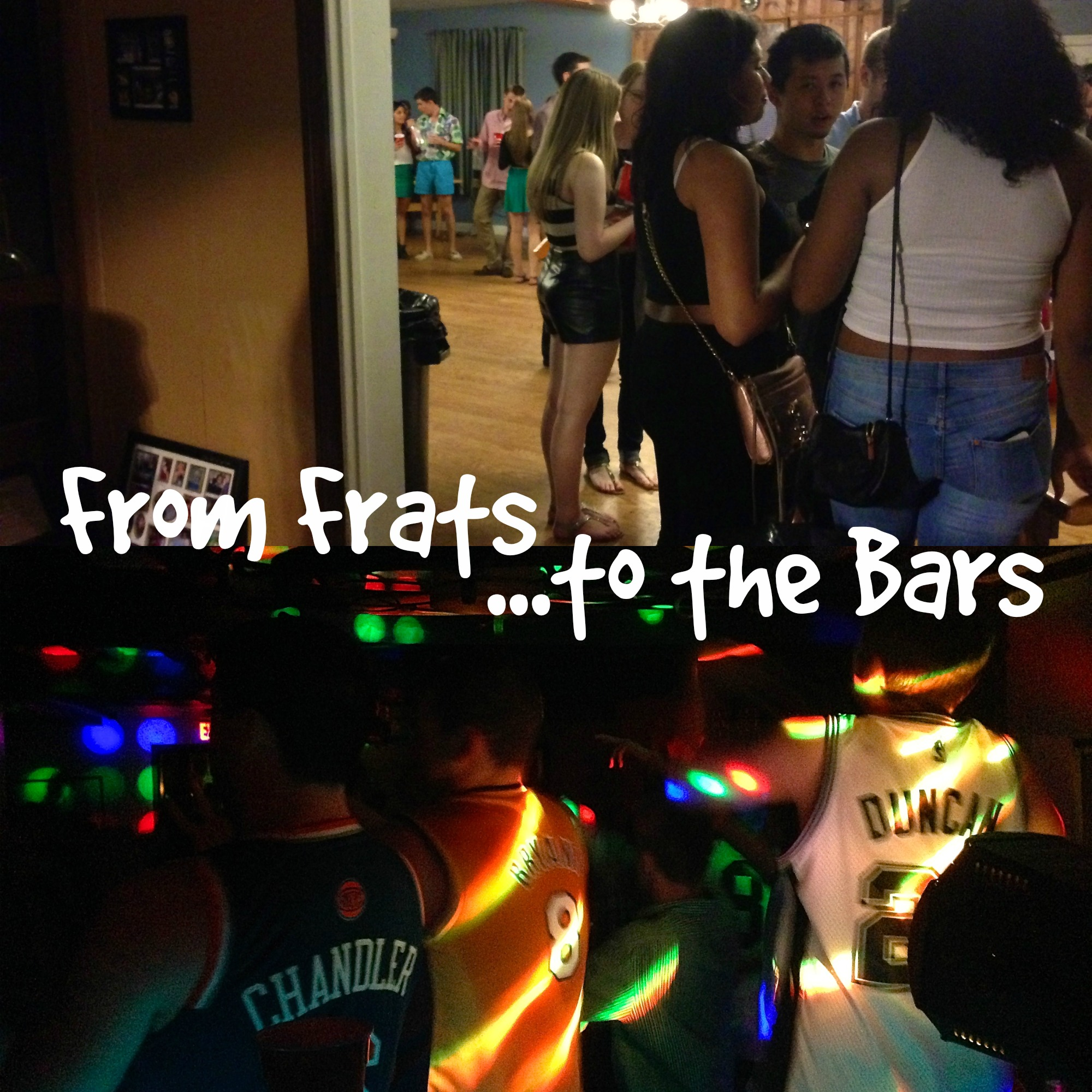 From the Filthy Frats to the Best Bars: A Reflection on Four Years of Penn State Parties