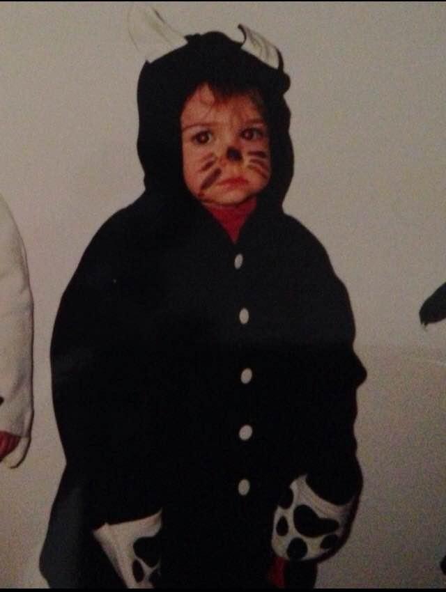 TBT: Childhood Halloween Costumes