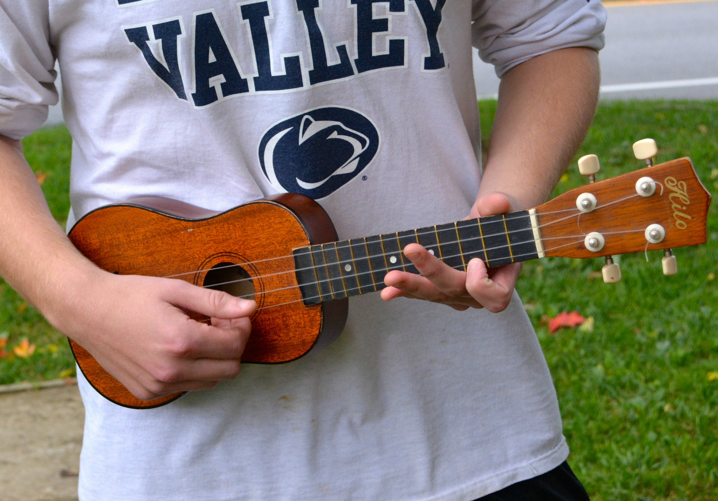 Four Strings of Happiness: The Penn State Ukulele Club