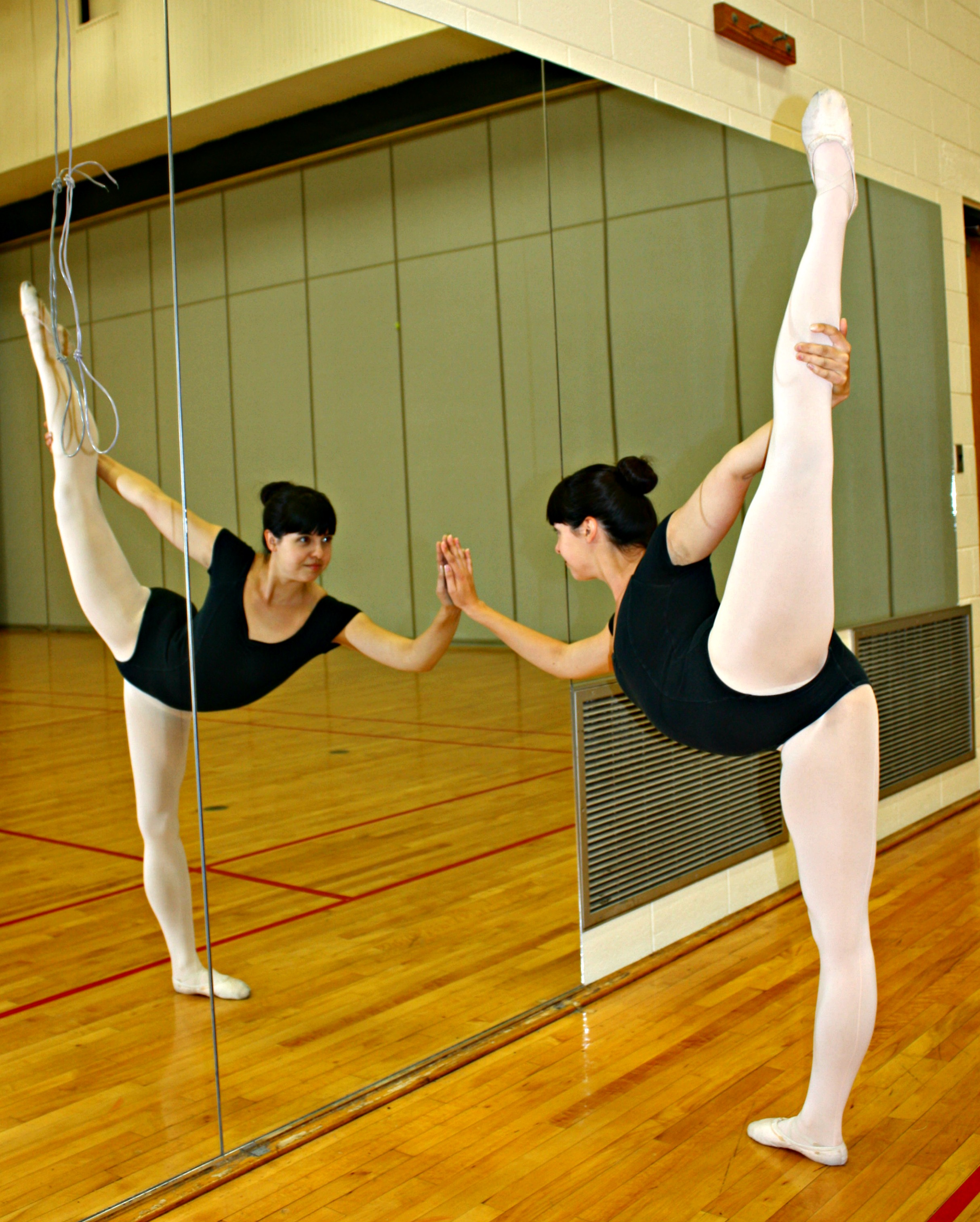 Weighing In: Ballet-Inspired Fitness