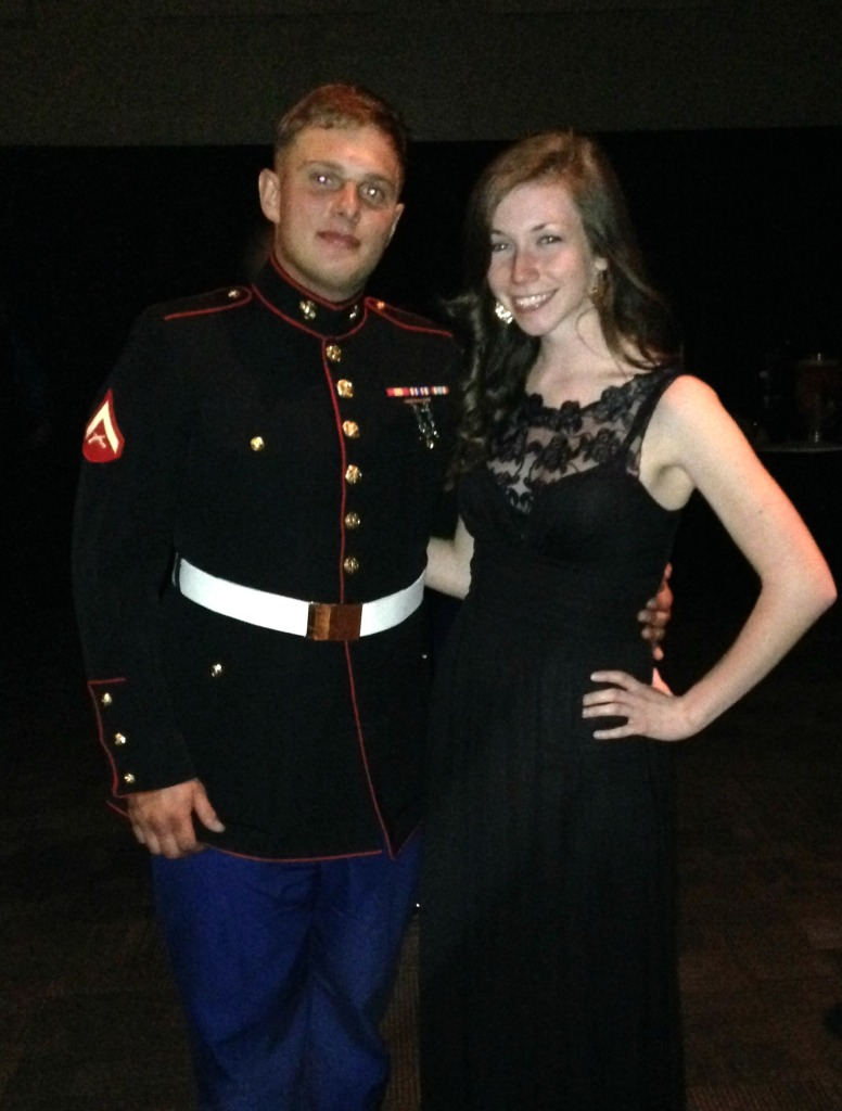 A Night at the Marine Corps Ball