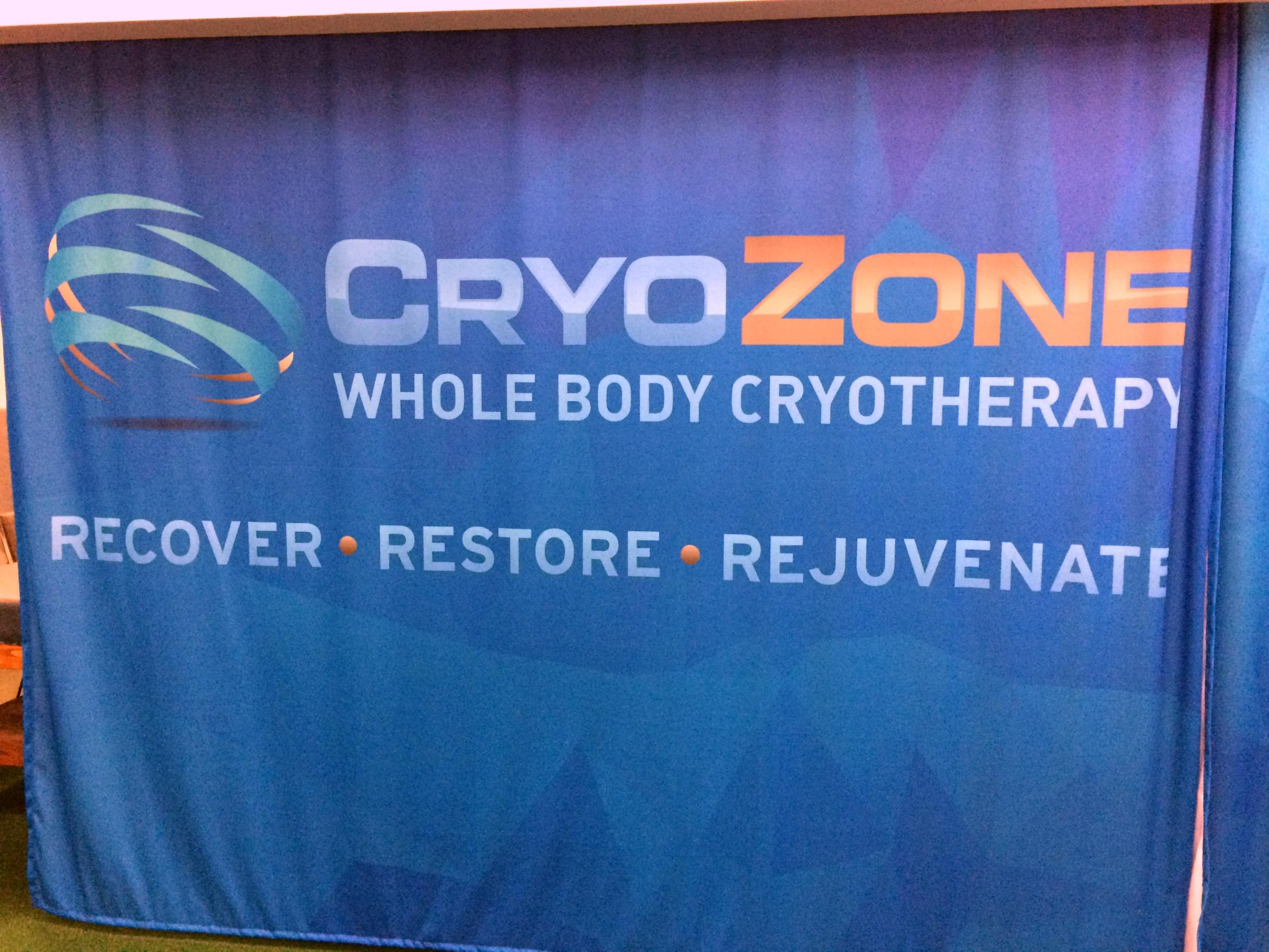 Weighing In: Welcome to the CryoZone