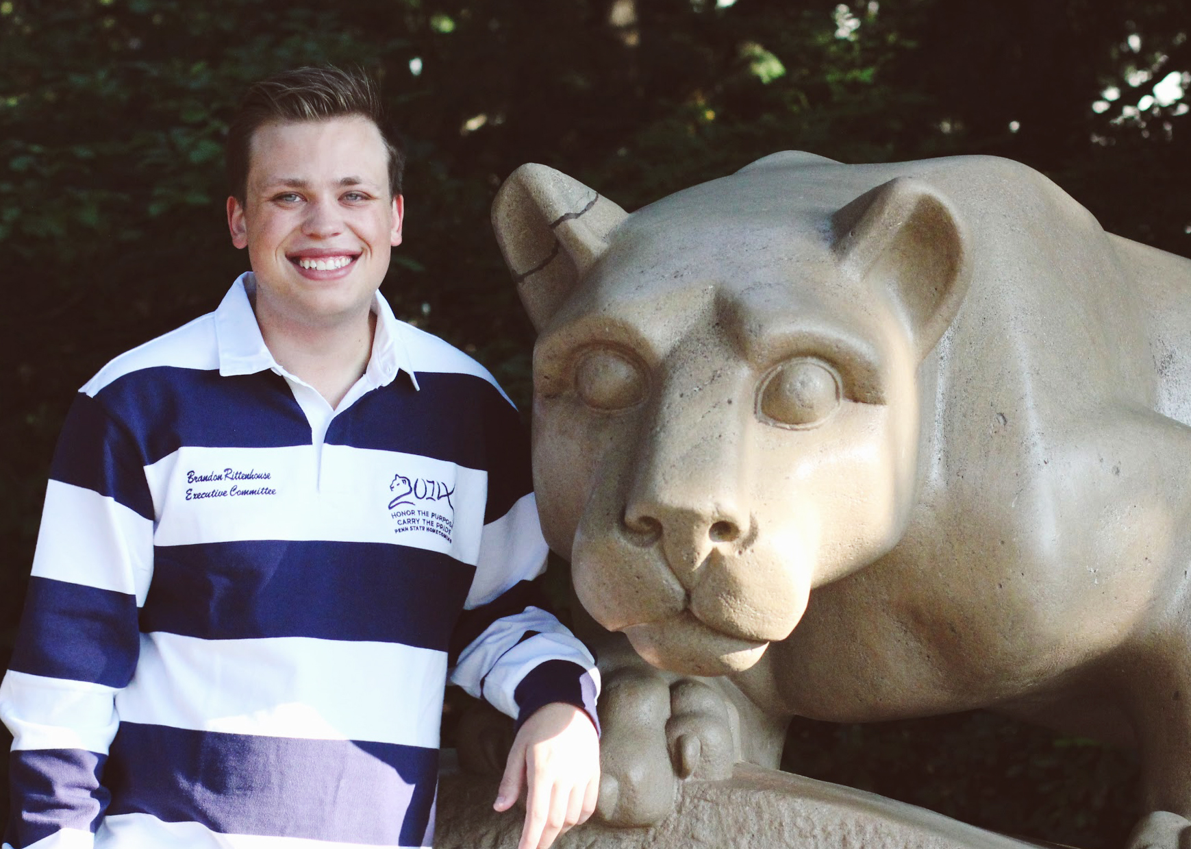 Meet Your 2015 Homecoming Executive Director, Brandon Rittenhouse.