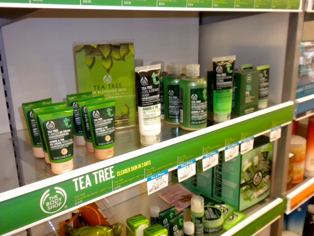 Tea Tree Oil: Skin Imperfections Be Gone!